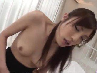 Kana Miura sucks ans fucks in amazing xxx POV movie
