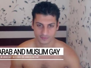 Arab gay macho slut: superbe Lebanese hot stud, ready for sex
