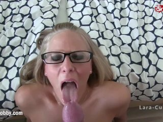 My Dirty Hobby – 3 minute fuck and facial challenge
