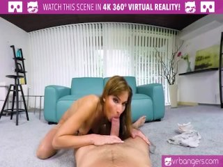 VR PORN-Hot redhead Take a big dick and likes it