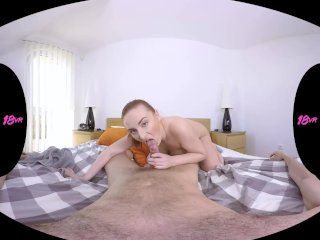 18VR Anal Daily Routine With Eva Berger VR Porn