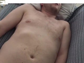 Cum in my straight friend while he is sleeping