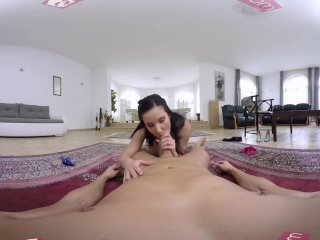 VR PORN-Lucia Denvile Get Penetrated In The Back By A Big Cock(VR)