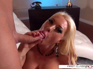 FirstClassPOV – Summer Brielle suck a big dick, big boobs and big booty