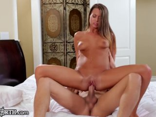 Jill Kassidy Craves StepBrothers Cock and Juicy Load