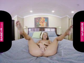 BaBeVRcom Adriana Chechik Does Private Squrting Sex Toy Show 4U