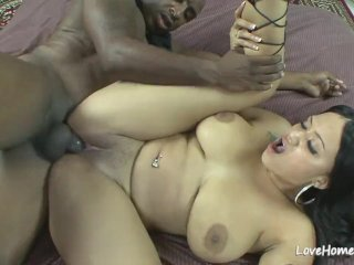BBC for a cum thirsty experienced babe