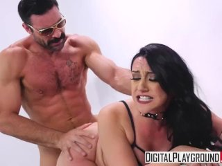 Big Booty Behind the Scenes with Charles Dera & Mandy Muse