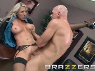 Brazzers – Emma Starr Johnny Sins – NSFW  No Sex For Work
