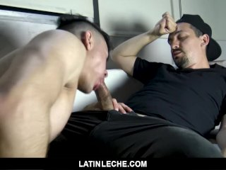LatinLeche – Sexy nurse gets fucked and showered with cum