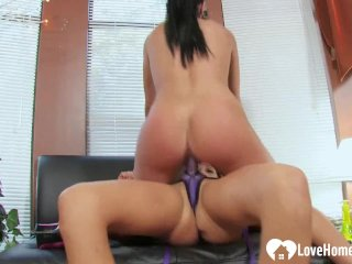 Lesbians love to use toys during sex