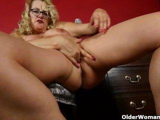 An older woman means fun part 135