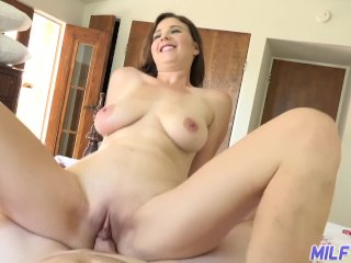 MILF Trip – MILF Alice Chambers gets her pussy pounded – Part 1
