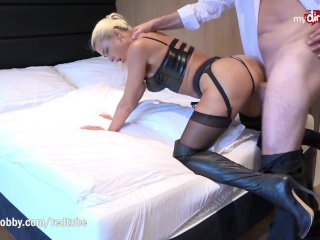 MyDirtyHobby – Cheating wife whoring in a hotel room anally