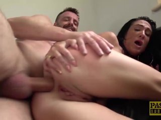 PASCALSSUBSLUTS – MILF Ella Bella Ass Fucked Into Submission