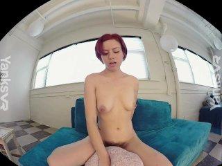 Naughty Yanks VR Hedera Masturbating