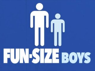 FunSizeBoys – Big guy fucks small guy bareback with big dick