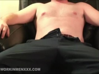 Amateur Tyler Beating Off
