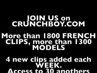 big bareback ogy gang bang in PARIS with JESS ROYAN for CRUNCHBOY !!!