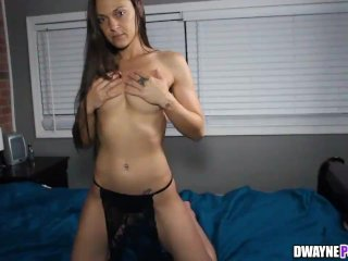 Olivia Wilder Blows and Gets Fucked