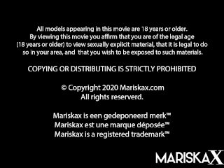 MARISKAX Dirty slut Olga Love sucks cock like a pro