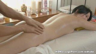asian beauty massage fucked