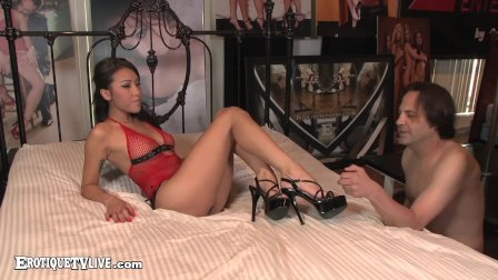Hot Asian American Jayden Lee Creamed On By ERIC JOHN Live