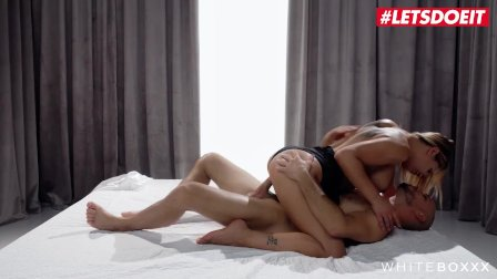 LETSDOEIT - PAWG Russian Teen Angel Rivas Rough Anal On The Massage Table