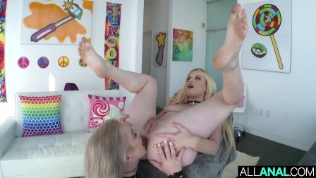 ALL ANAL Anal ambition with Kay Carter and Nikki Sweet